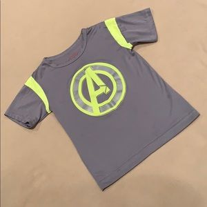 Bundle - Avengers T shirt & LL Bean long sleeve T
